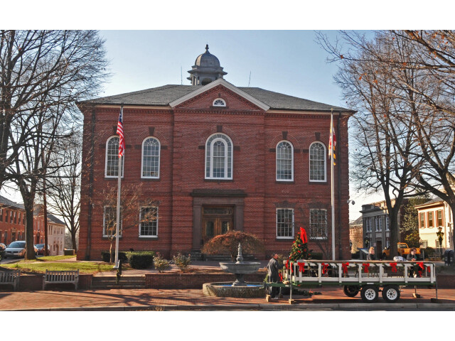 BEL AIR COURTHOUSE HISTORIC DISTRICT  HARFORD COUNTY image