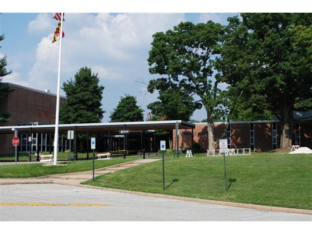 Pikesville High School image