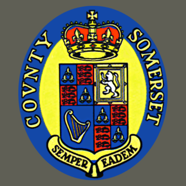 Seal of Somerset County  Maryland seal image