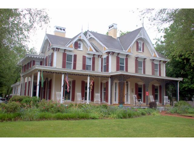 LRWalls - George Washington Purnell House Ext4 image