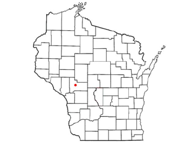 Adams locator map