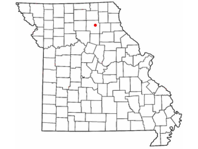 Atlanta location map