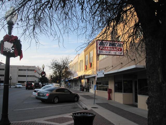 Downtown Belton  TX IMG 2408 image