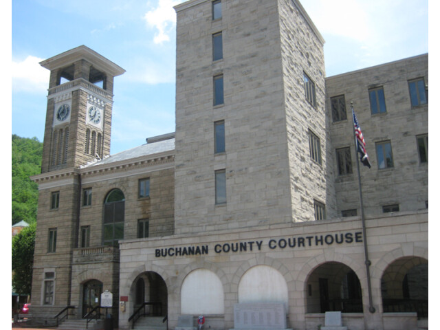BuchananCoCourthouse image