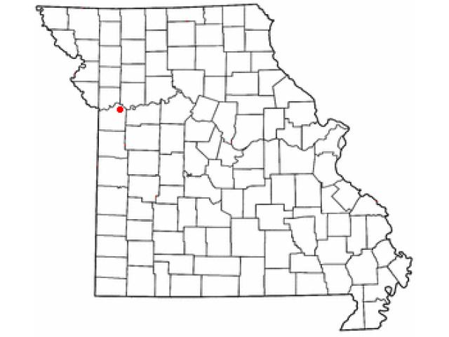 Buckner locator map