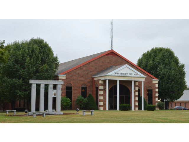 Chariton County Missouri courthouse 20151004-127 image