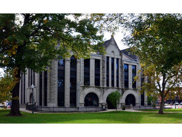 Henry County Missouri Courthouse 20191026-2974 image