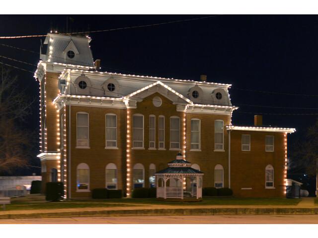 Dent County Missouri Courthouse-20150101-083-pano image