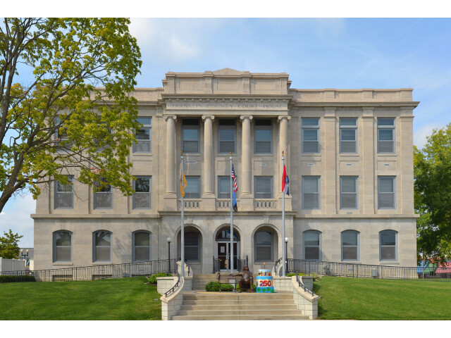 Franklin County MO Courthouse 20140920 pano1 image
