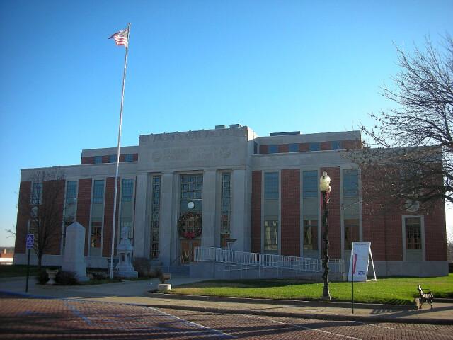 Fulton County Missouri Courthouse 01 image