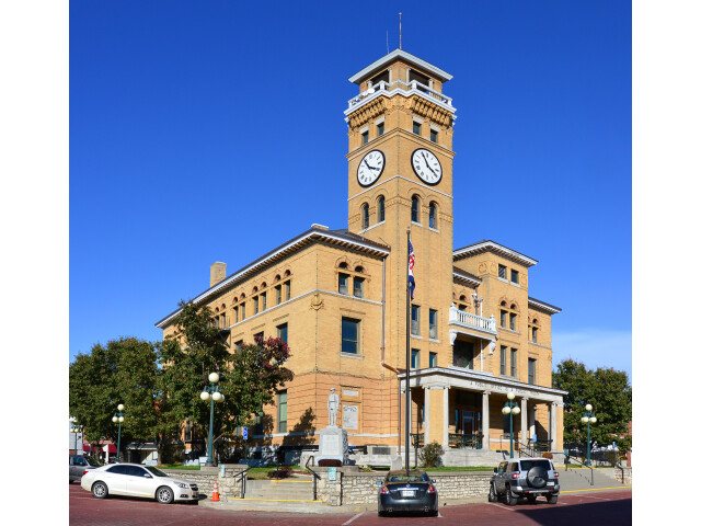 Cass County Missouri Courthouse 20191026-6991 image
