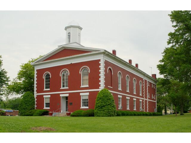 Iron County MO courthouse-20140524-114 v2 image