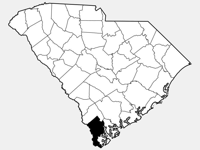 Jasper County, MO locator map