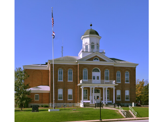 Lincoln County MO Courthouse 20141022 A image