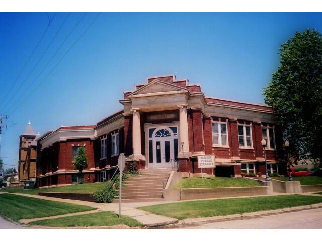 Macon Missouri Public Library image