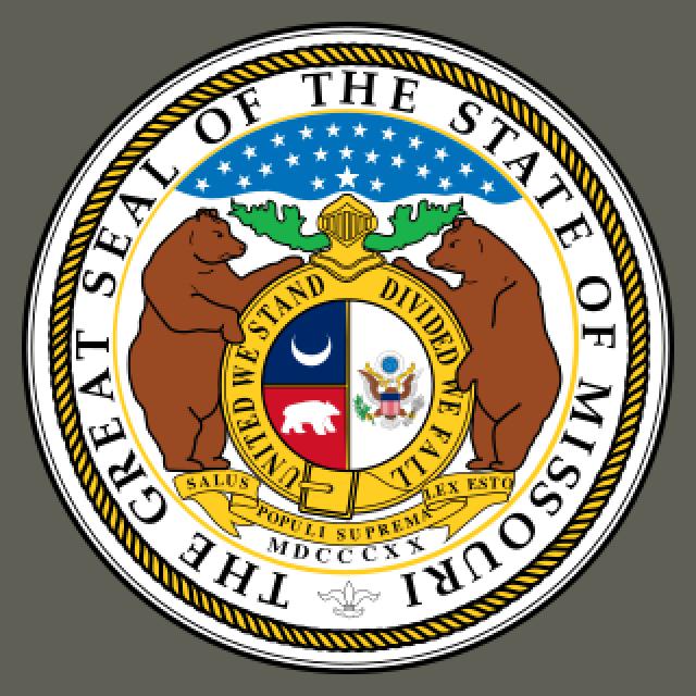Seal of Missouri seal image