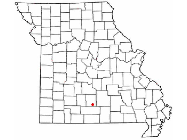 Norwood locator map