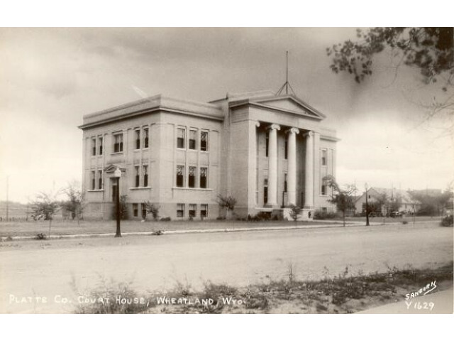 Platte County Courthouse image