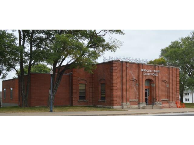 Randolph County Missouri courthouse 20151004-134 image