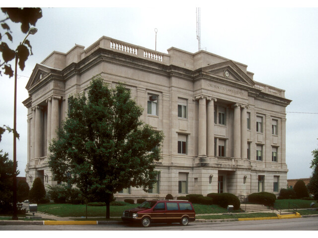 RAY COUNTY COURTHOUSE image