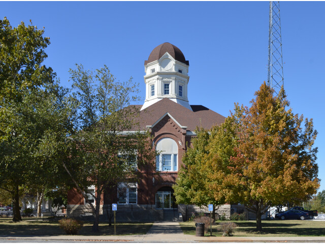 Shelby County MO courthouse-20151003-007 image