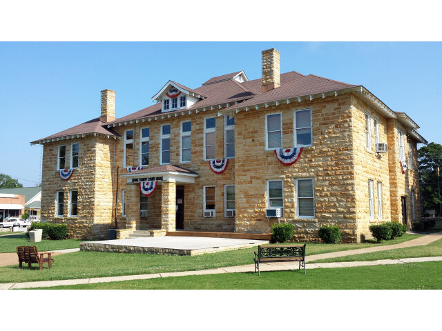 Stone County Courthouse 001 image
