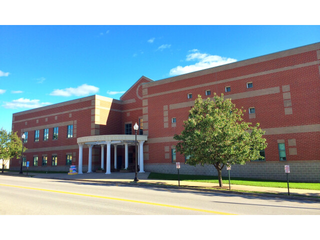 Warren county courthouse image