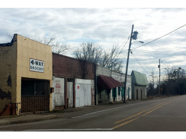 Downtown Arcola  MS image