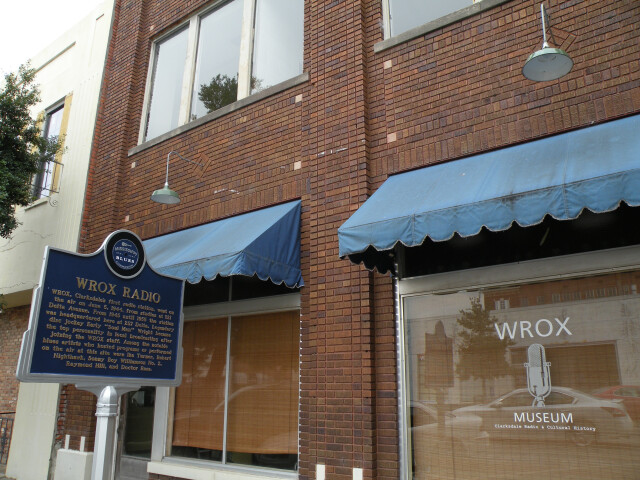 WROX Building ~ Clarksdale  MS image