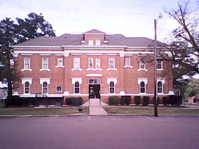 Covington County Courthouse  Collins  MS 2015 image