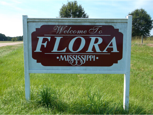 FloraMSWelcomeSign image