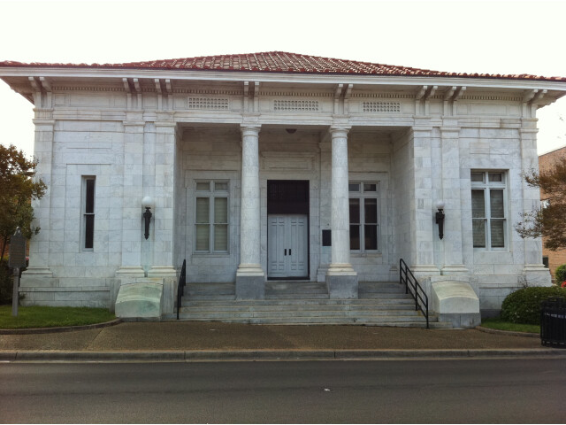 Hattiesburg District Courthouse image