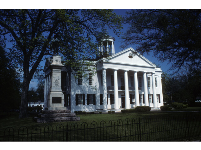 Hinds County Mississippi Courthouse image