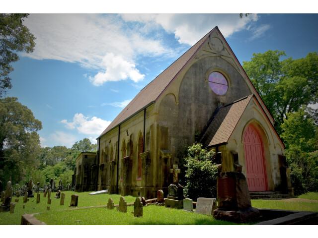 Christ Church  Church Hill  Mississippi image