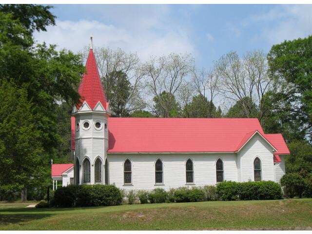 St. Mary%27s Episcopal Church 'Lexington  Mississippi' 01 image