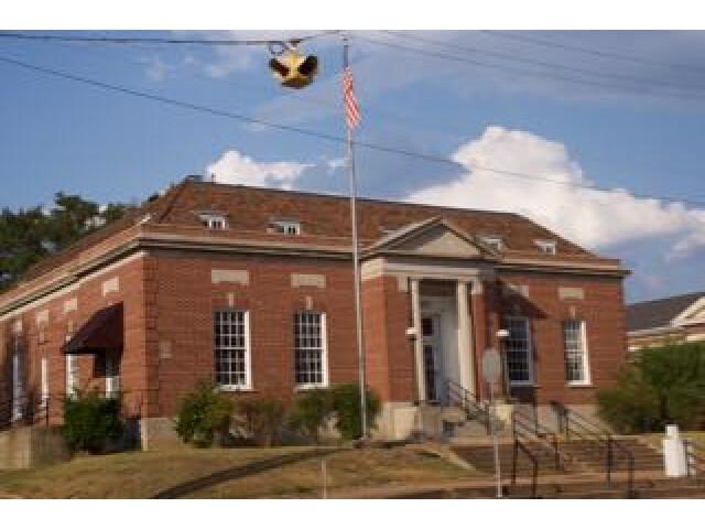 U.S. Post Office  Winona  MS image
