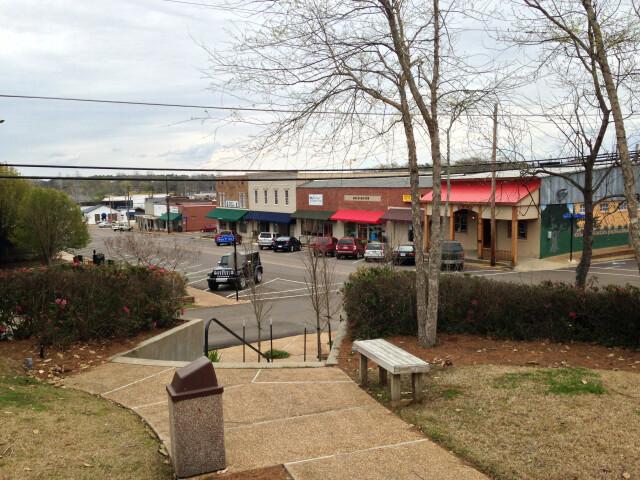 Downtown Morton MS image