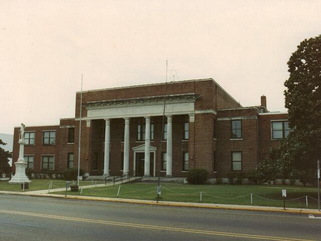 Neshoba County Mississippi Courthouse image