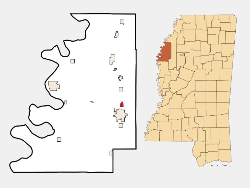 Renova locator map