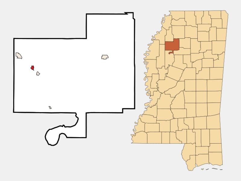 Sumner locator map