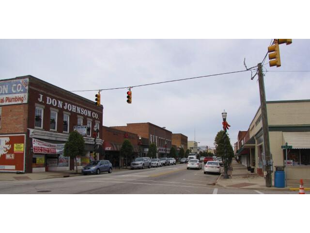 Main Street in Benson image