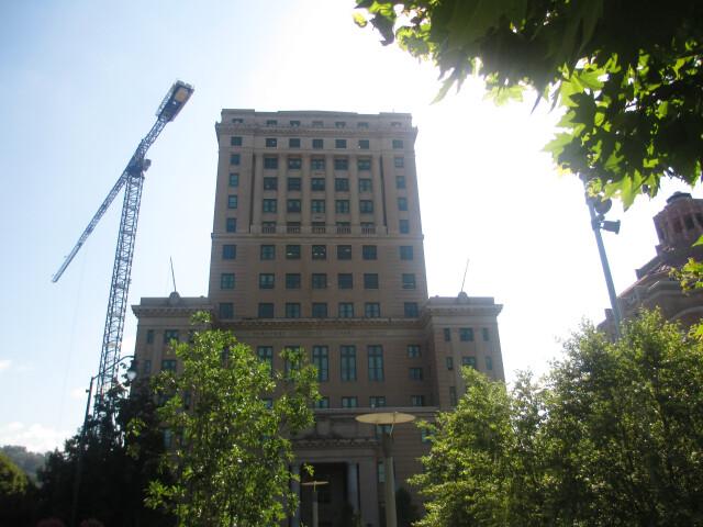 Buncombe County Courthouse  Asheville  NC IMG 5199 image