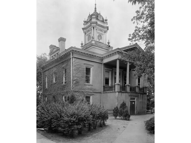 Burke County Courthouse 'North Carolina' image