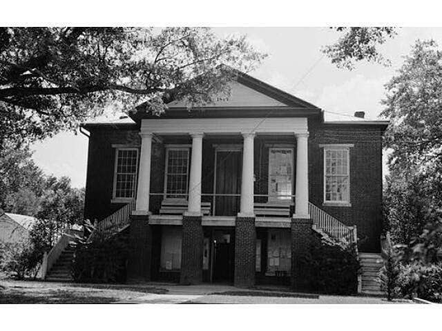 Camden County Courthouse  NC Route 343  Camden 'Camden County  North Carolina' image