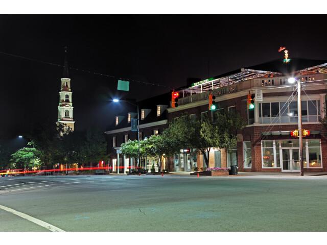 Franklin Street Chapel Hill NC image