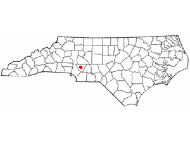 Concord locator map