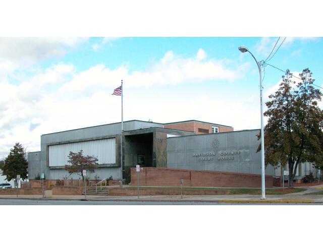 Davidson County NC Courthouse image