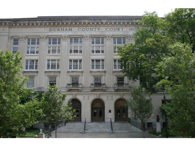 2008-07-05 Durham County Courthouse image
