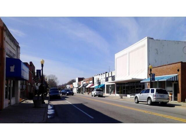 Downtown Fair Bluff  North Carolina image