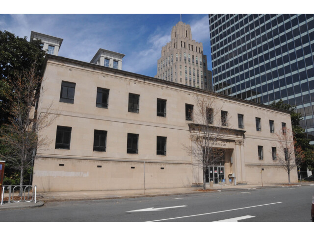 FORYSTH COUNTY COURTHOUSE image